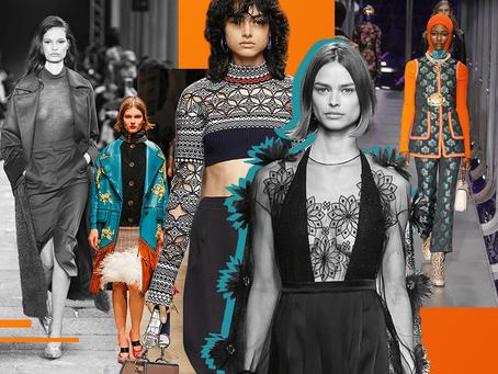 Лучшие вакансии в индустрии моды.