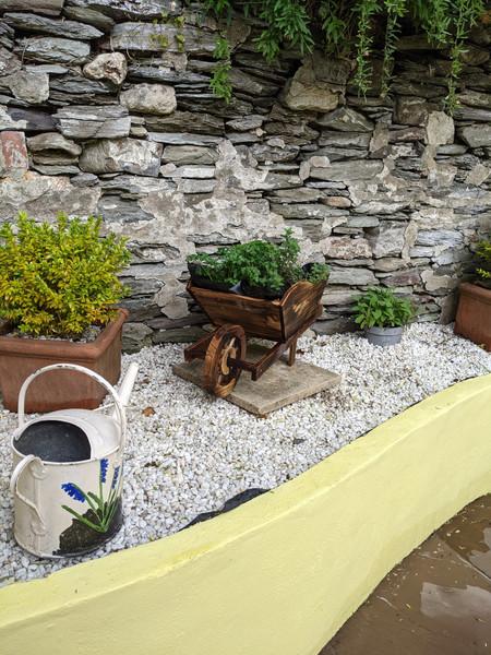 Restormel Kitchen Garden