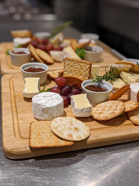 Private Hire Cheese Platter