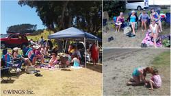 WINGS Beach Day