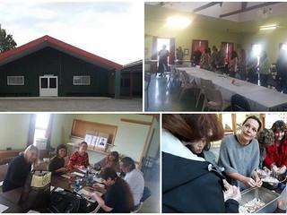 Visit to Te Puawaitanga Marae