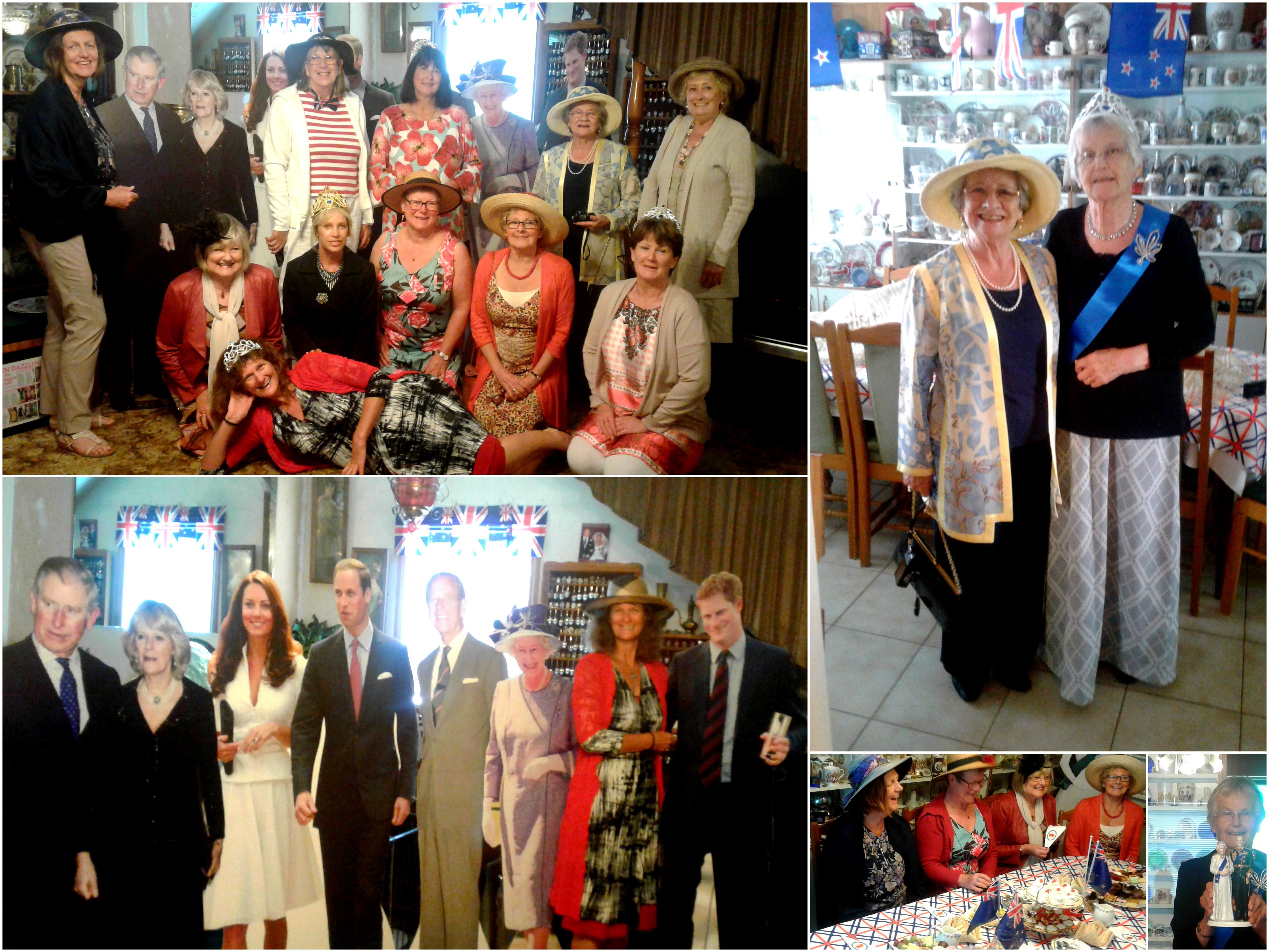 Royal Tea at Beverly Long