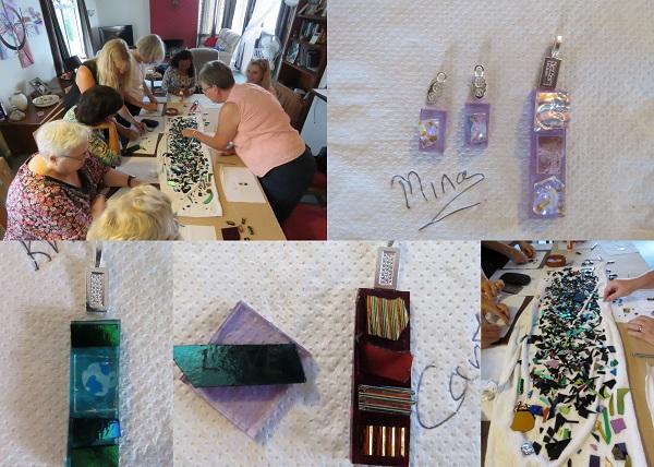 Glass Jewellery Making Workshop