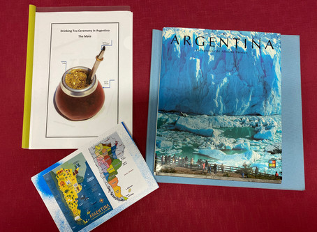VIRTUAL TRIP TO ARGENTINA (WEDNESDAY THEMED MEETING)