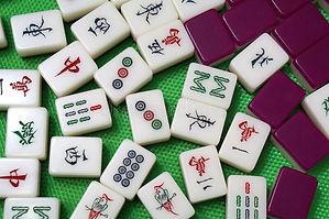 A Game of Mahjong