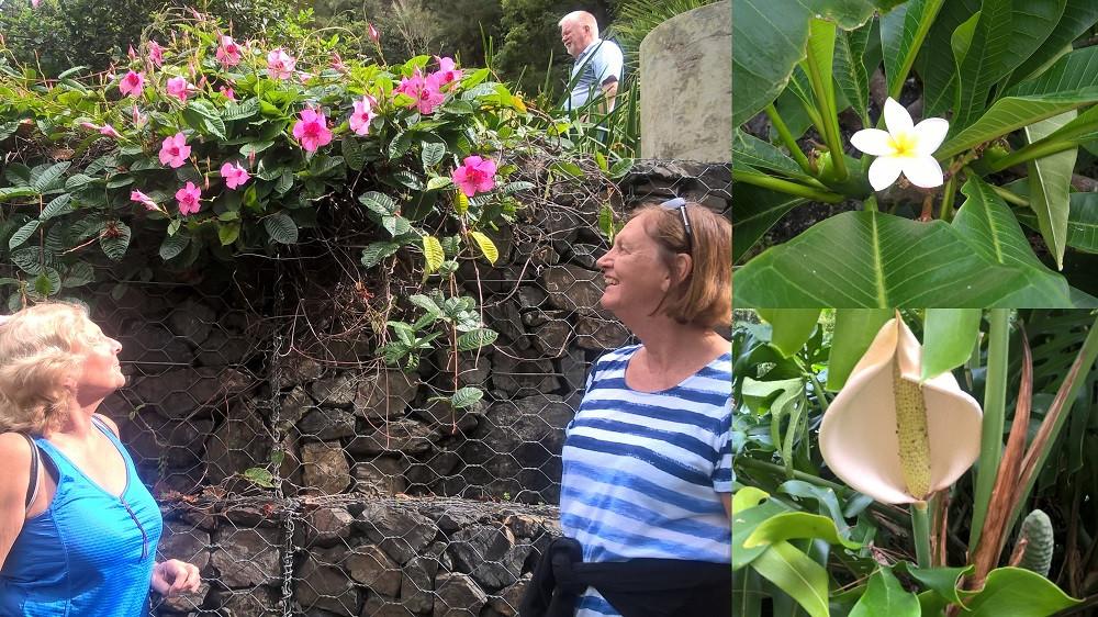 Visit to Quarry Gardens