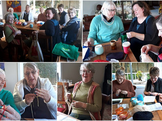 Crochet Crafternoon for Absolute Beginners