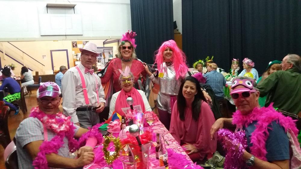 50 Shades of Pink Team