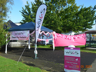 WINGS Pamper Day 2021 (15 May, 2021)