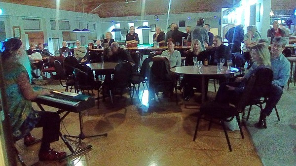 Blues and Jazz Night at Northland Club