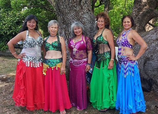 NUR Belly Dance - with the talented Eva Corne