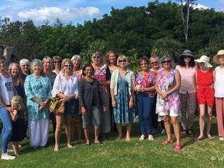 International Women's Day Garden Party