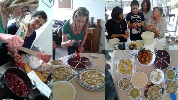 Cooking Indian Desserts Workshop