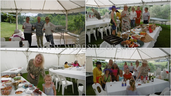 WINGS 12th Anniversary Picnic Pic 6