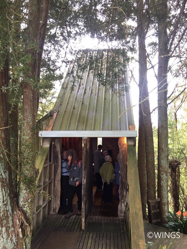 A visit to a Farm with a Church and Waterfall - 5 Oct 2019