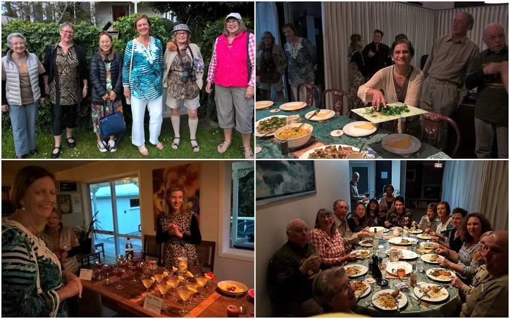 Spring Safari Supper at WINGS on 1st Sept 2018