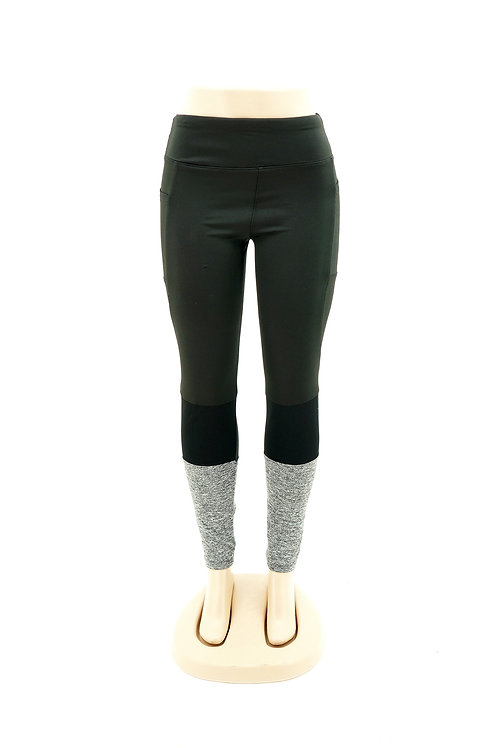 Girls' Full-Length Active Legging