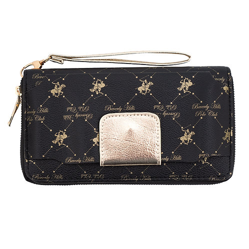 Women Clutch Wristlet Long Wallets