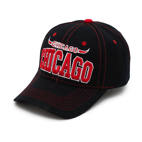 Men's Standard Chicago Bulls Hat