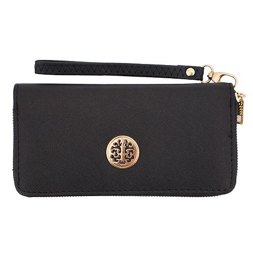 Women Clutch Wristlet Long Wallets