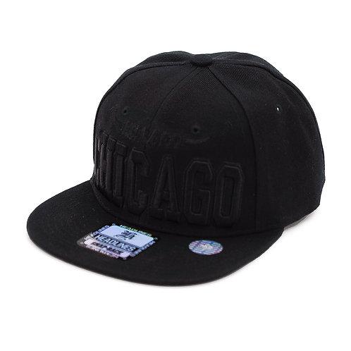 Men's Pro Standard Black Chicago Bulls Hat