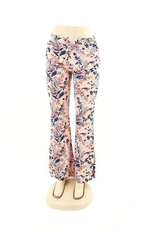 Ultra Soft High Waist Drawstring Linen Pant