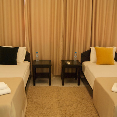 Chambre twin / Twin room