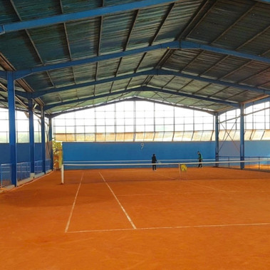 Courts couverts / Indoor court