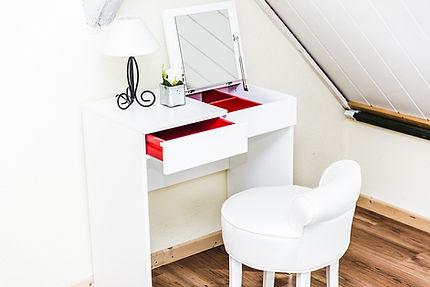 Schlafzimmer Ferienhaus-Abbendorf.de Prignitz