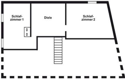 Grundriss Ferienhaus-Abbendorf.de Prignitz