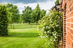 Garten Landhaus Sükow