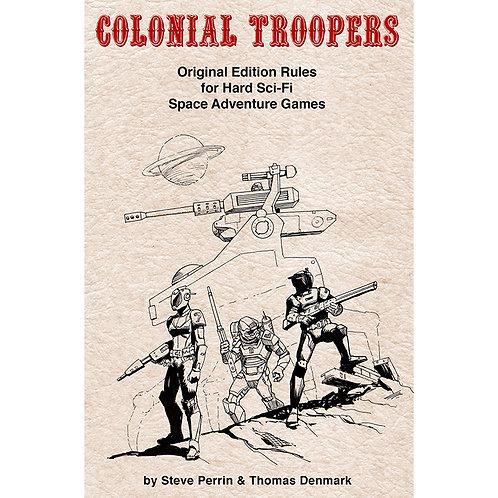 Colonial Troopers PDF