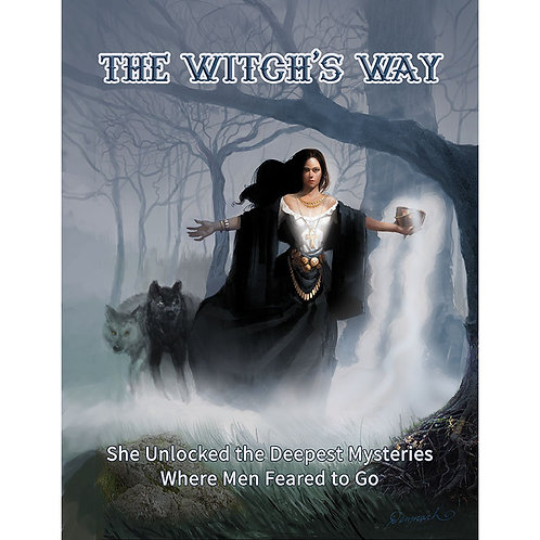 Witch's Way Cover Art