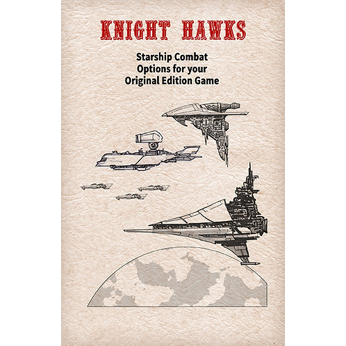 Colonial Troopers: Knight Hawks PDF