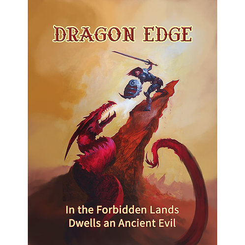Dragon Edge Cover Art