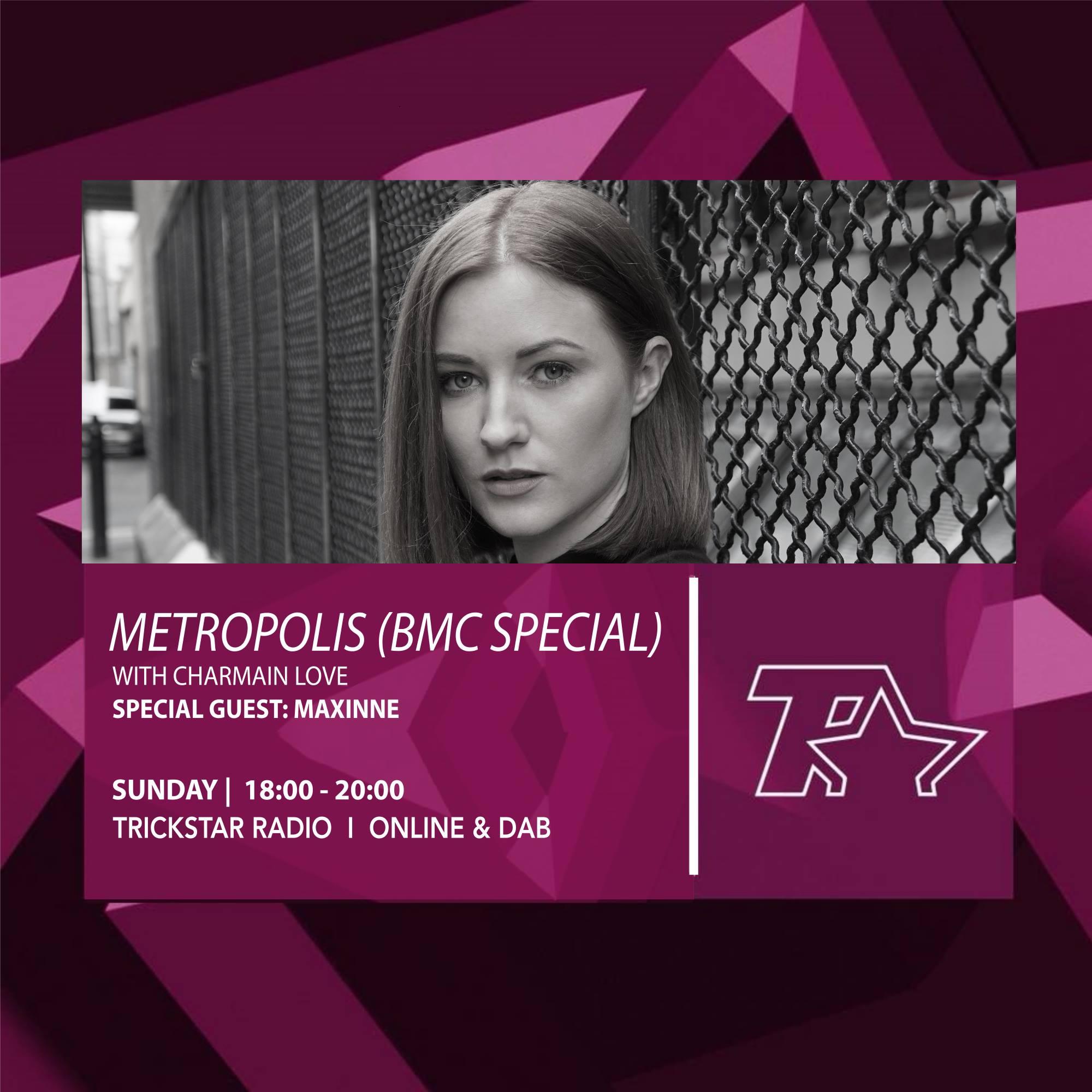 Metropolis - Guest Maxinne