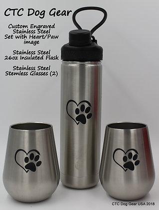 Stainless Steel Custom Set