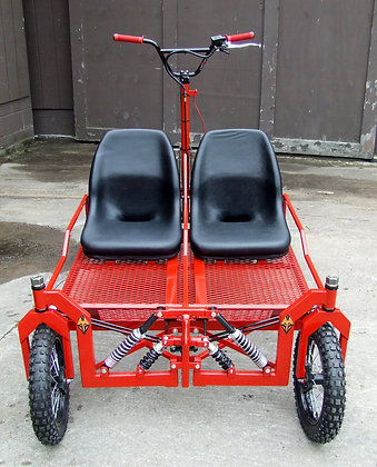 CTC Coach Passenger Cart