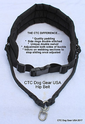 CTC Dog Gear Hip Belt
