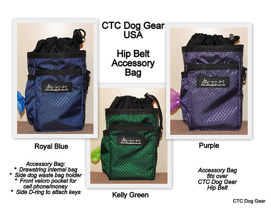 CTC Dog Gear Accessory Bag