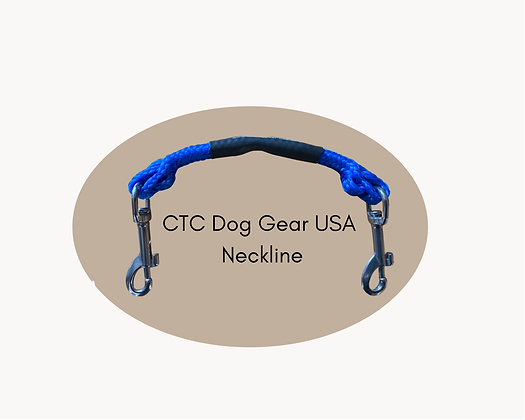 CTC Dog Gear Neckline