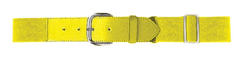 Adult ELASTIC BASEBALL BELT Power Yellow 810