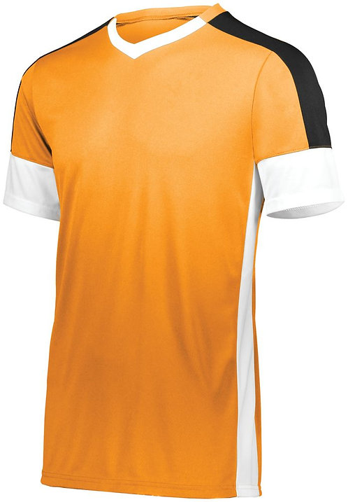 Youth WEMBLEY SOCCER JERSEY Power Orange/White/Black 68N