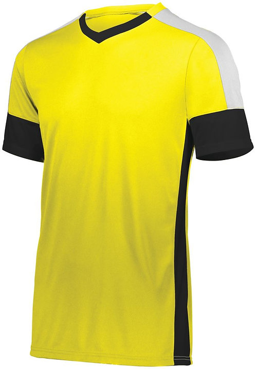 Youth WEMBLEY SOCCER JERSEY Power Yellow/Black/White 458