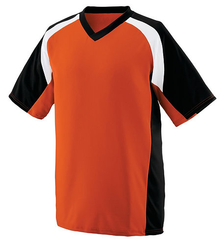 NITRO JERSEY Orange/Black/White 322