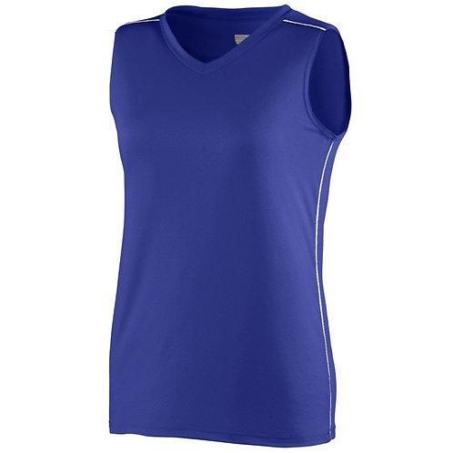 Ladies STORM JERSEY Purple/White 450