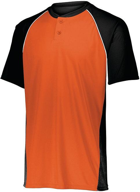 Men's LIMIT JERSEY Black/Orange/White 611