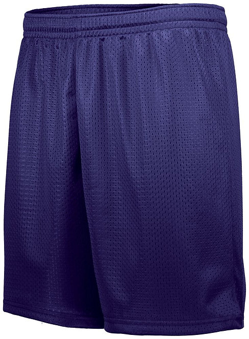 Adult TRICOT MESH SHORTS Purple 747