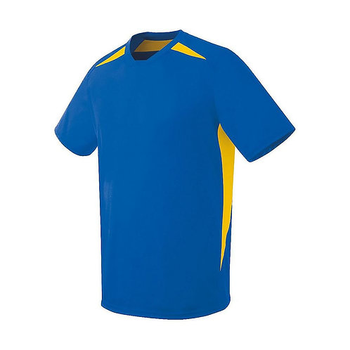 Men's HAWK JERSEY Royal Blue/Athletic Gold W84