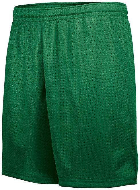Youth TRICOT LINED MESH Kelly Green 030